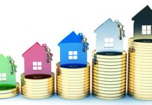 House Price Rise in UK