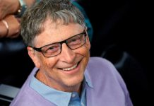 Bill Gates £41 Billion